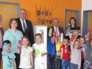 : Wasserspender für Grundschüler