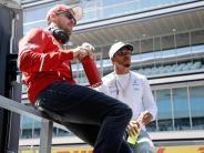 «Wieder an der Zeit»: Vettel setzt auf Ferrari-Sieg in Monaco
