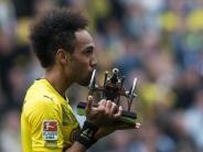 Paris oder Mailand?: BVB-Torjäger Aubameyang liebäugelt mit Wechsel