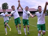 Fußball im Bezirk: Langenauer aus dem Häuschen