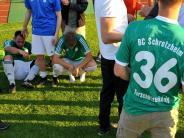 Schretzheim: Chance eins verpasst