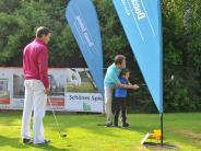 Golf: DZ-Golfturnier: 75 Golfer tun am Vatertag Gutes