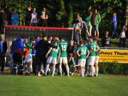 Fußball: Kreisligarelegation: 1. Chance für Schretzheim vertan -auf zur Nächsten