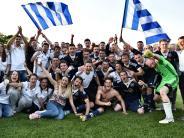 Fußball: Wolferstadt feiert den Aufstieg
