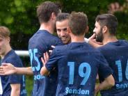 Fußball-Bezirk: Senden spielt für Senden