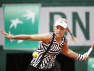 Sandplatz-Grand-Slam: Kerber trifft bei French Open auf Makarowa - Schwere Lose