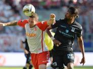Relegation 2017: 1860 München hofft nach 1:1 in Regensburg auf Klassenerhalt