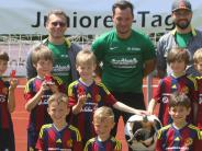 Jugendfußball: In Dasing rollt der Ball gleich bei 57 Spielen