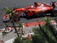 Gute Chancen auf Pole: Vettel dreht schnellste Trainingsrunde in Monaco