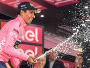 100. Giro d'Italia: Quintana in Rosa vor letzter Etappe