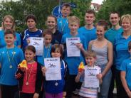 Schwimmen: Zwei Nachbarvereine, ein Titel