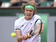 French Open: Das bringt der Tag inParis - Zverev setzt Match fort