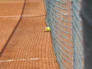 Tennis: TC Burgheim grüßt von oben