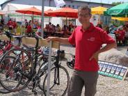 Radsport: Zahlreiche Radler touren durch Kreis