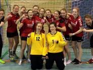 Handball: Die A-Mädchen sorgen für die Krönung des Jubiläums