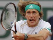 Nur Maria siegt: Debakel für deutsche Tennisspieler bei French Open