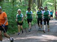 Landkreistour: Nordic Walker steuern auf eine neue Bestmarke zu