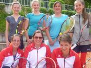 Tennis: Nur wenige Ausrutscher