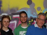 : Kellerkind stellt ein Quartett
