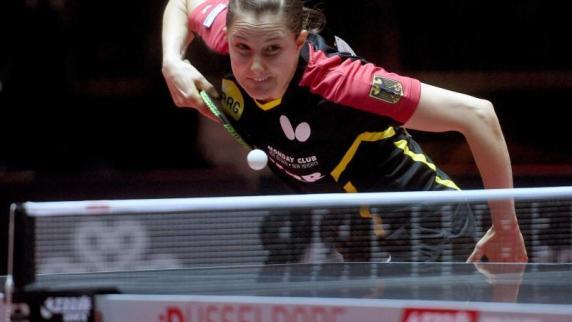 Tischtennis-WM: Ovtcharov und Boll im Einzel weiter - Duo ausgeschieden