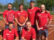 Tennis: Pöttmeser Männer haben Klassenerhalt fast sicher