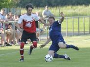 Fußball: Spätes Tor lässt Obergessertshausen jubeln