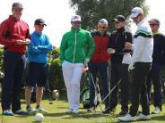 Golf: Platz vier ist wohl zu wenig