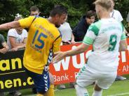 Fußball-Relegation: Pipinsried hält mutig dagegen