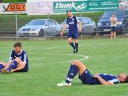 Fußball: SV Obergessertshausen scheitert kurz vor dem Ziel