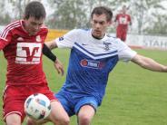 Fußball Kreisklasse Aichach: Sielenbach rettet sich auf der Ziellinie