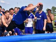 Fußball, Kreisklasse Augsburg Süd: Geglückter Sprung auf Rang zwei