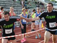 Leichtathletik: Teilnehmerrekord trotz Temperaturproblems