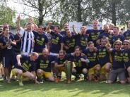 Fußball: Jubel in Anhausen und Ehingen
