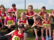 Leichtathletik: Viele Spitzenplätze für die Jüngsten