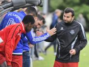 Fußball: Früher Abschied für Langweid