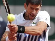 French Open: Titelverteidiger Djokovic deklassiert, Nadal souverän weiter
