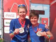 Triathlon: Wettkampf bei 40 Grad Hitze