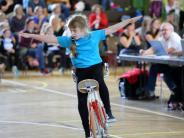 Kunstradfahren: Spitzenplätze beim Bayernpokal
