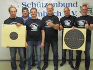 Schießsport: Krumbacher schießen scharf