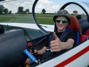 Luftsport: Mit 14 Jahren schon im Cockpit