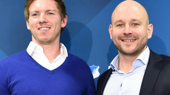 Hoffenheim: Coach Nagelsmann und Sportchef Rosen verlängern