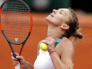 French Open: Geläuterte Simona Halep vor Doppel-Coup
