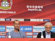 Heiko Herrlich: Karrieresprung nach Leverkusen: Herrlich ist zurück im Rampenlicht