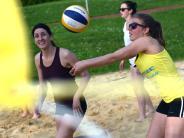 Volleyball: Den Goldmädchen auf der Spur