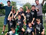 Jugendfußball: Hollenbacher U17 feiert den Titel