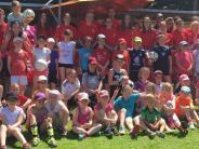 Jugendfußball: Mädchen aus sechs Grundschulen am Ball