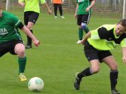 Frauenfußball: Als einziger Bezirksligist den Meister bezwungen