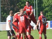 Fußball-Relegation: Merching springt in die Kreisklasse