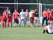 Fußball-Relegation: Fischach am Boden