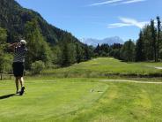 Golf: Tolle Ansichten, trübe Aussichten